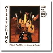 wellspring, live at the folkway